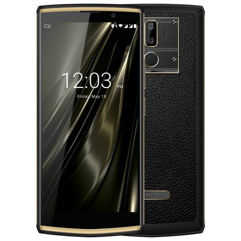 Смартфон Oukitel K7 Black 4/64gb MediaTek MT6750T 10000 мАч