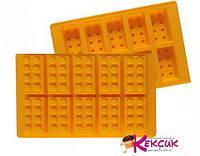 Молд силикон Лего конструктор прямоугольники