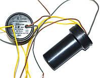 Конденсатор для пральної машинки напівавтомат Saturn 10mf+5mf (нового зразка)
