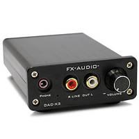 Усилители звука FX-Audio DAC-X3