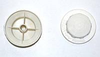 Гайка фиксации лопастей для вентилятора L=55mm*21mm.Резьба 7mm.