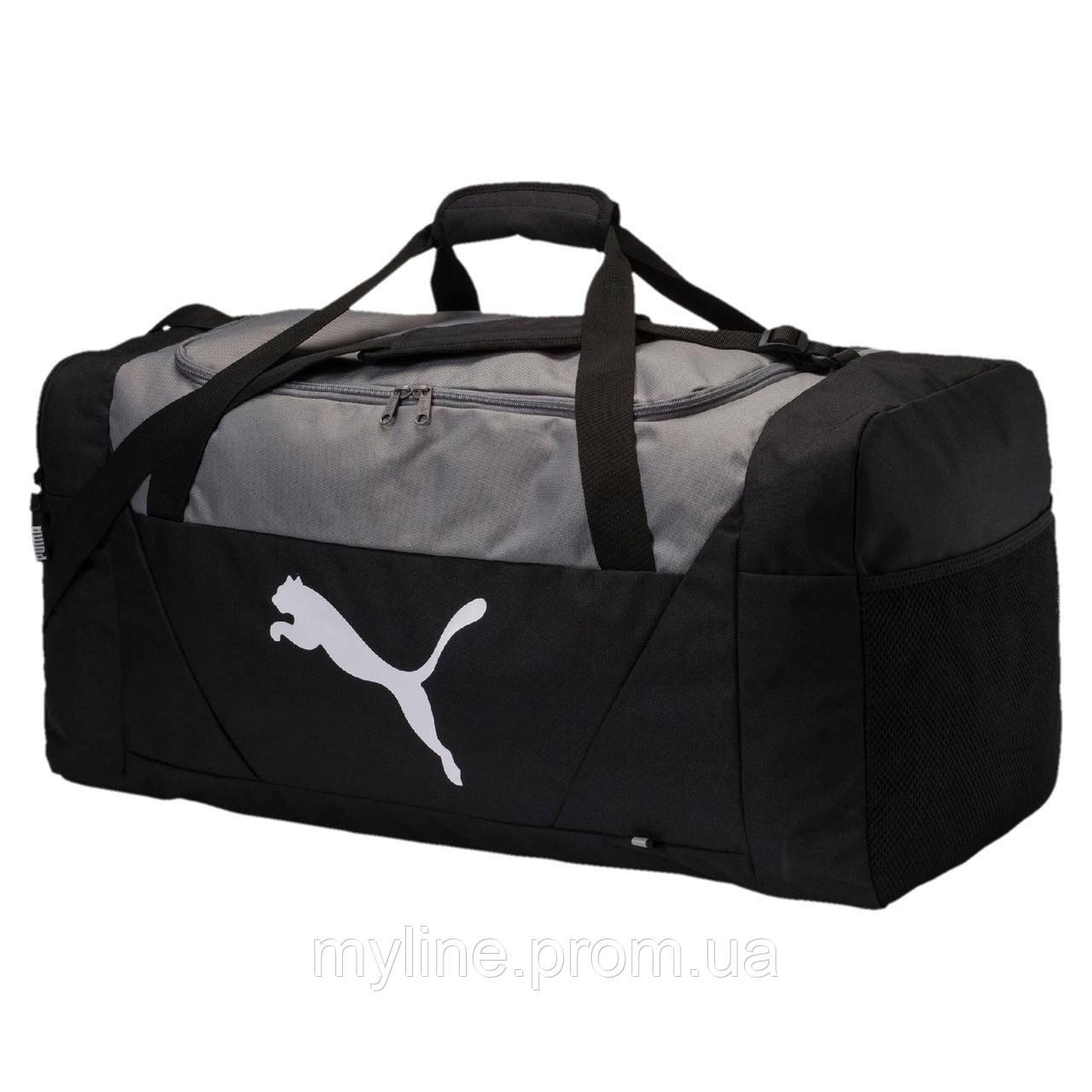 c8d9054445b7 Сумка Puma Fundamentals Sports Bag L (ОРИГИНАЛ) - МОЯ ЛИНИЯ™ ☆только  оригинальные