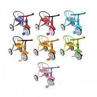 Велосипед трёхколёсный, металлический LH 701
