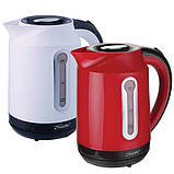 Электрический чайник красный, фото 2