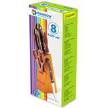 Набор ножей  Rainbow MR1406, фото 2