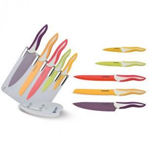 Набор ножей  Rainbow MR1428