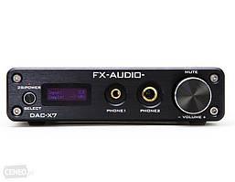 Усилители звука FX-Audio DAC-X7