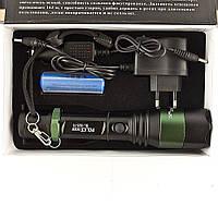 Тактический фонарь Police BL-1826-T6
