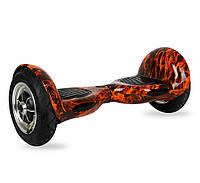"""Гироскутер (гироборд) 10"""" ,Bluetooth, 15 км/ч, до 150кг + чехол. Спиннер в подарок!!!"""