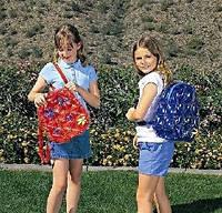 Детский надувной рюкзак, непромокаемый, 46 см Bestway 81405. Спиннер в подарок!!!