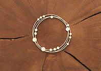 Чипборд Рамка многокружие с кругами