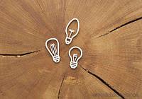 Чипборд Набор лампочки 3