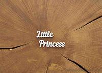 Надпись Надпись Little Princess 4.5см