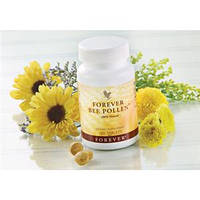 Усиление потенции + улучшение качества спермы.Высокое содержание цинка в Пыльце пчелиной Форевер.100 таб. США