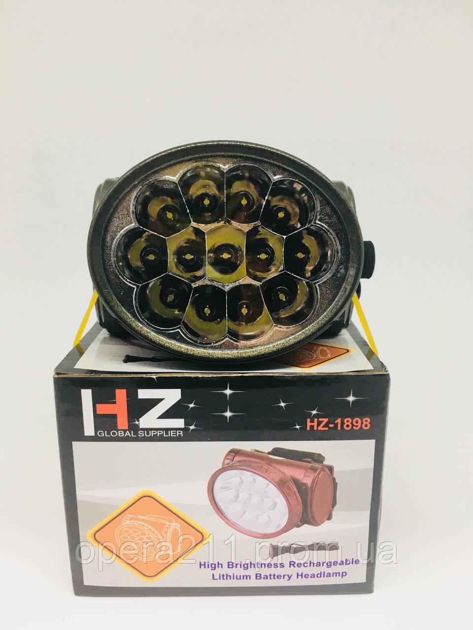 Фонарик HZ 1898 13 led (120)