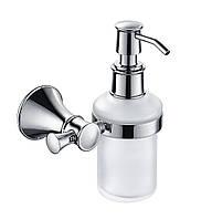 Дозатор для мыла IMPRESE PODZIMA LEDOVE настенный