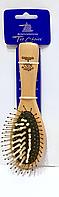 Массажная щётка из дерева Top Choice 4544, фото 1