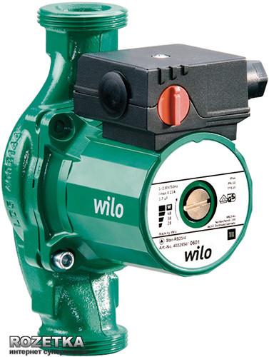 Насос циркуляционный WILO RS 30-2-180 для отопления