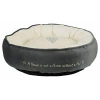 Trixie TX-37489 лежак  Pet's Home Bed для кошек и собак   ø 50