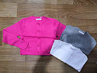 Кофта укороченная для девочек оптом, Nice Wear, 4-12 лет, № GF848