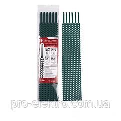 Хомут универсальный зелёный EH-SM-003 10x300мм 24шт./п.