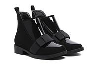 Черные польские ботинки VICES р. 30