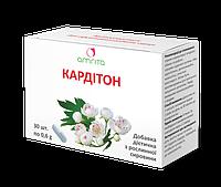 Кардитон 30кап. по 0,6г. натуральный препарат для сердца и сосудов