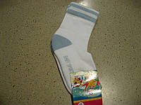 Детские махровые носочки 1 для мальчика ,полоска. Турция , фото 1