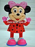 Музыкальная интерактивная игрушка Минни Маус - Minnie Mouse, фото 4