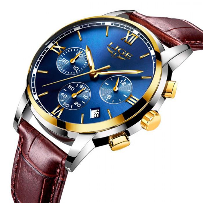 Чоловічі годинники Lige Intro