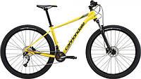 "Велосипед 29"" Cannondale TRAIL 6 рама - M 2019 HYL желтый"