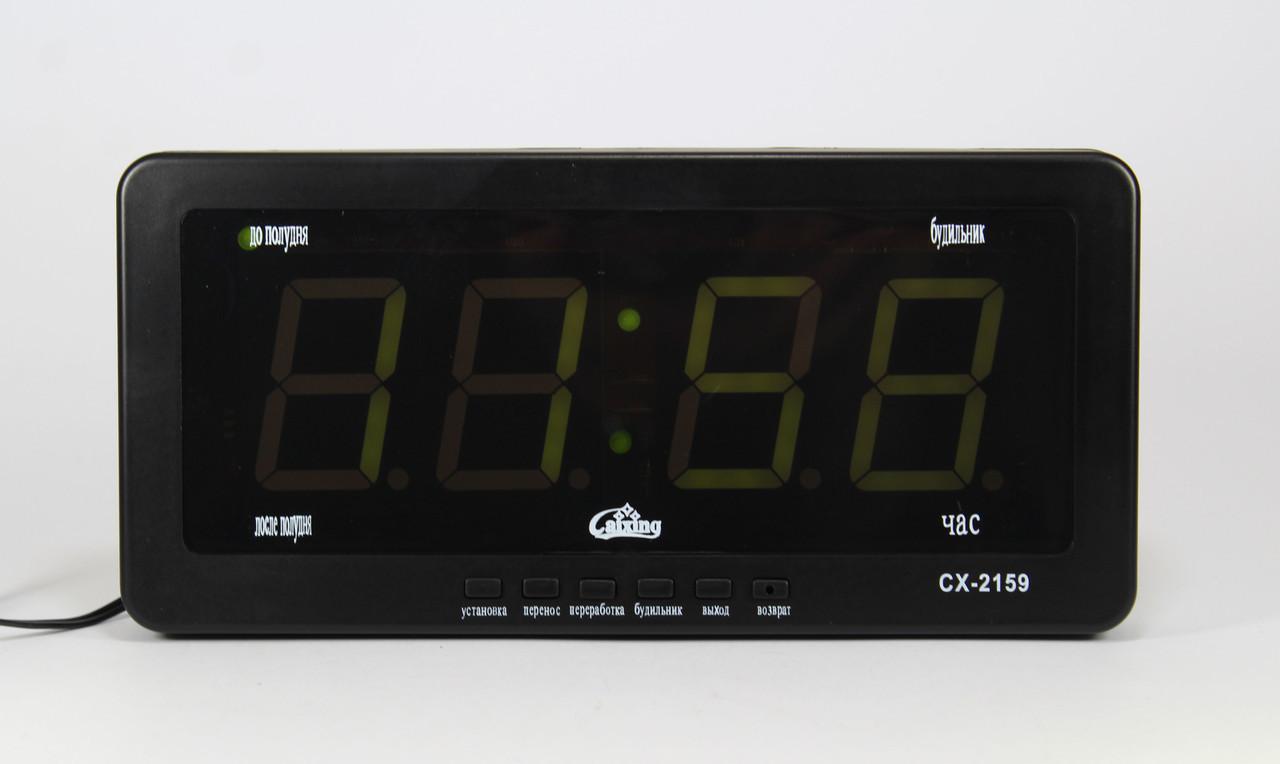 302ae5572b34 Электронные настольные часы Caixing CX-2159 (40)  продажа, цена в ...