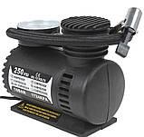 Воздушный компрессор Air Compressor 300pi PSI автомобильный портативный насос для колес многофункциональный, фото 3