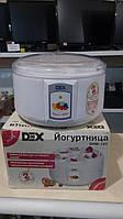 Йогуртница DEX DYM-107, фото 1