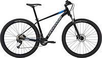 "Велосипед 29"" Cannondale TRAIL 7 рама - 2XL 2019 BLK черный"