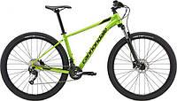 """Велосипед 29"""" Cannondale TRAIL 7 рама - XL 2019 AGR салатовый"""