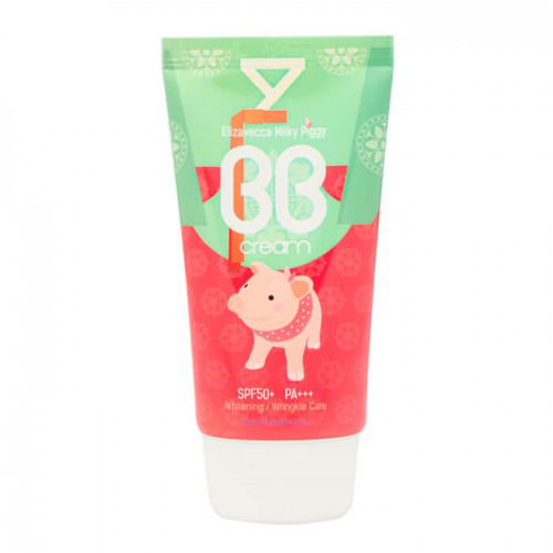 Многофункциональный увлажняющий ВВ-крем ELIZAVECCA Milky Piggy BB Cream SPF50+