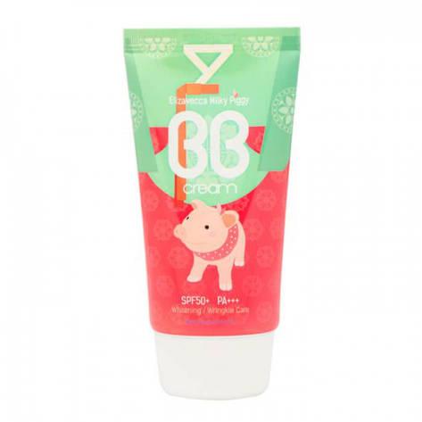 Многофункциональный увлажняющий ВВ-крем ELIZAVECCA Milky Piggy BB Cream SPF50+, фото 2