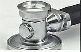 Стетоскоп LD SteTime Кварцевые часы легко устанавливаются на головку в место одной из диафрагм., фото 2