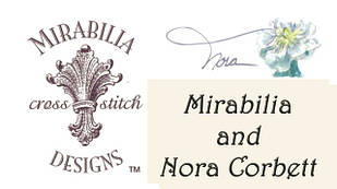 Схемы и комплектующие Mirabilia, Nora Corbett Design (США) ( в наличии и под заказ)