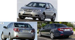 Фары передние для Chevrolet Epica '07-12