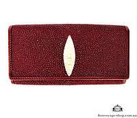Женский кошелек из кожи ската Mosart Custini s 2776