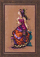 Схема Mirabilia Designs The Gypsy Queen Цыганская Королева MD142