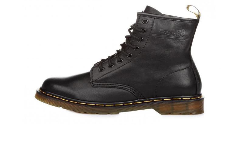 Мужские ботинки Dr.Martens 1460 Black (С мехом)