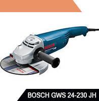 ✅ Болгарка BOSCH GWS 24-230 JH • 230 мм • 2400 Вт