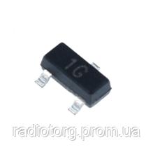 Транзистор BC847