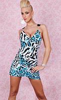 Красиве яскраве плаття
