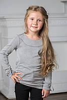 Кофточка для девочки с длинным рукавом, уникальная одежда польского бренда CHIC. 110 см