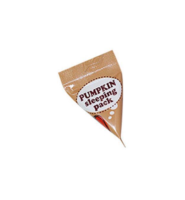 Too cool for schoolPumpkin Sleeping Pack Ночная маска с экстрактом тыквы