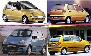 Фары передние для Daewoo Matiz '01-
